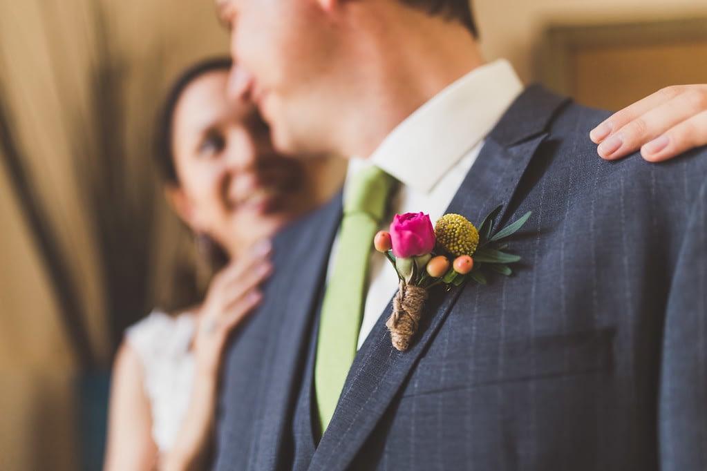 mariés mariage A&M
