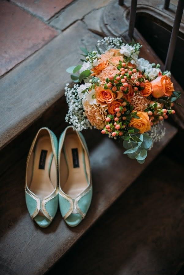 bouquet mariage C&M