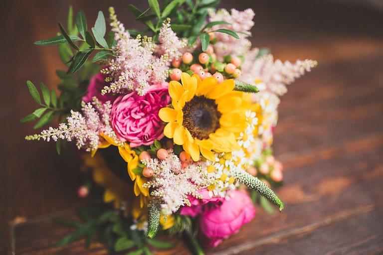 buzzy bee - fleuriste de mariage